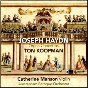Haydn Koopman Organ cover
