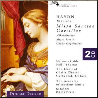 Haydn AAM Hob 22_1, 4, 5 & 6