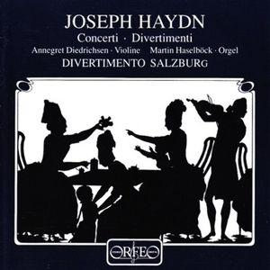 Haydn Haselböck Organ II cover