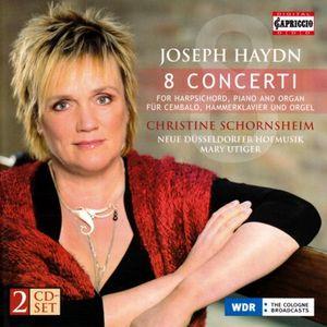 Haydn Keyboard Concertos Schornsheim