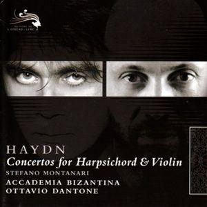 Haydn Concertos Dantone Montanari cover