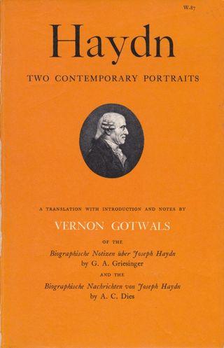 Gotwals book Griesinger & Dies