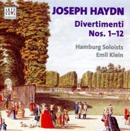 Haydn Klein String divertimentos