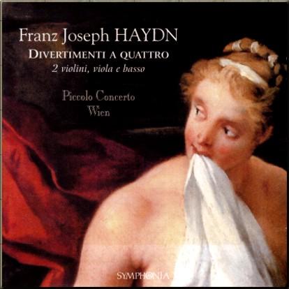 Haydn Piccolo Concerto Wien Divertimenti a Quattro