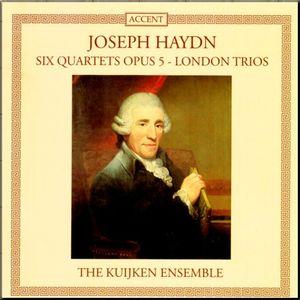 Haydn Flute Trios Kuijkens 2 cover