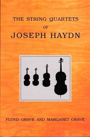Haydn String Quartets book cover Graves